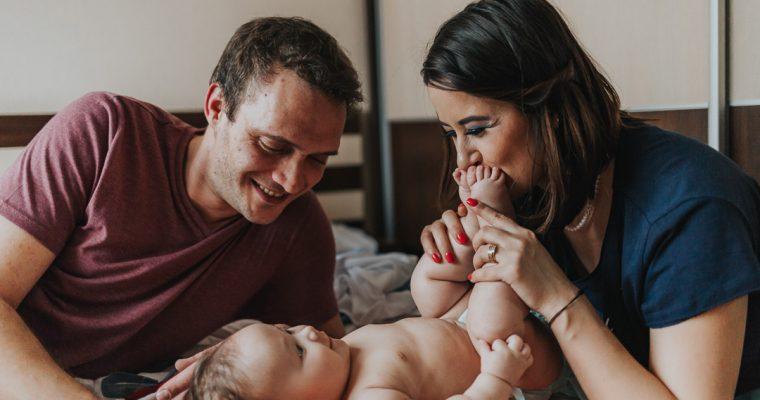 Damian | Botez si sedinta foto in familie