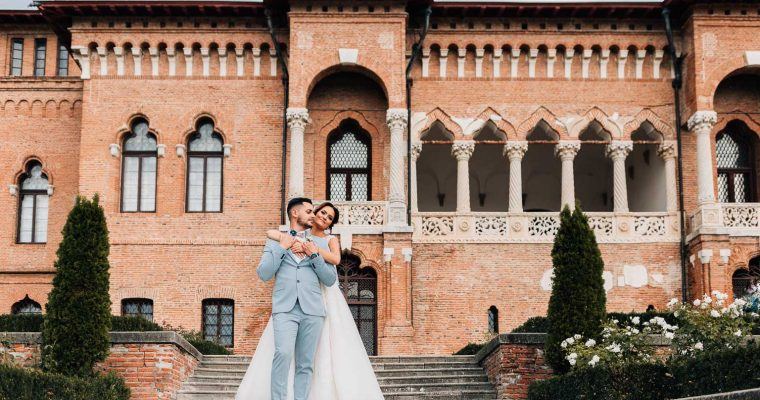Alina + Alex | Wedding – Ballroom Toni's