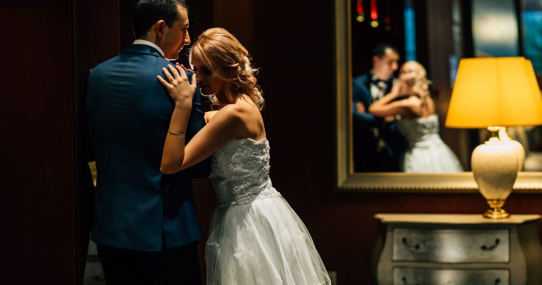 Evi + Marius | Wedding Golden Tulip Ana Dome