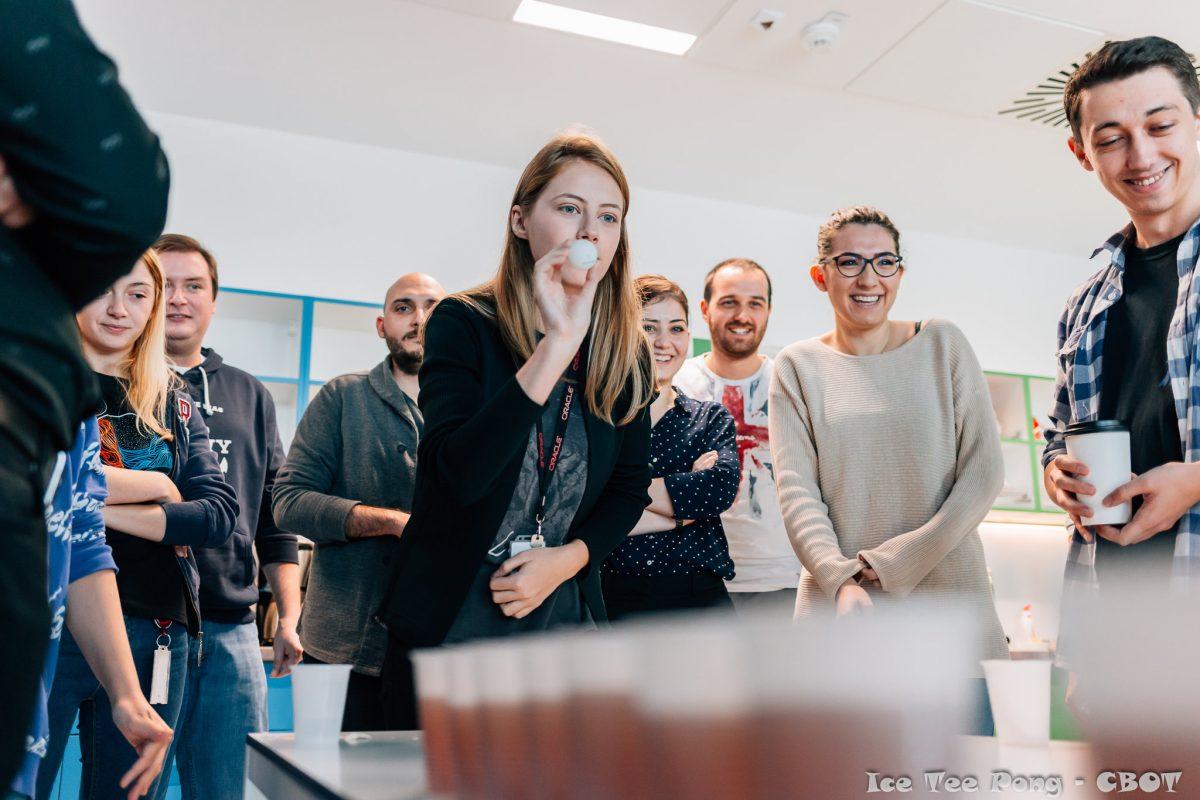 Corporate | Ice-T Pong Contest – Oregon Park