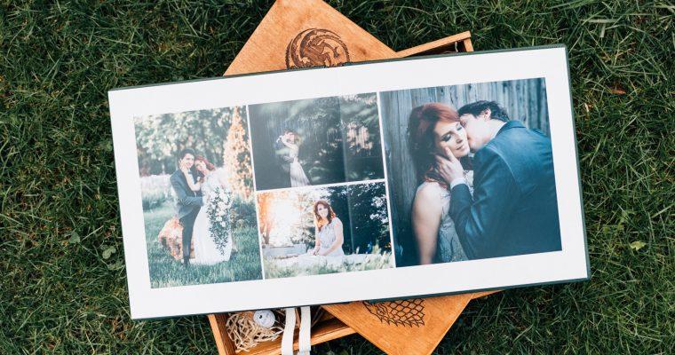 Cum să alegi cele mai frumoase fotografii pentru albumul de nunta? Fotografii si amintiri