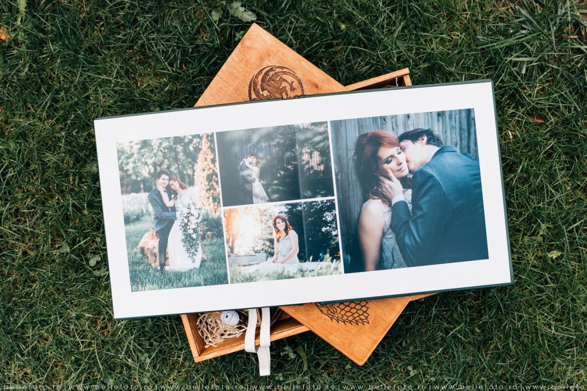 album foto nunta - fotograf nunta Bucuresti - Alex Pasarelu