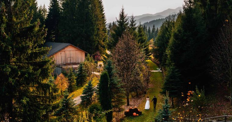 Loredana + Sebi | Trash The Dress – Hadar Chalet
