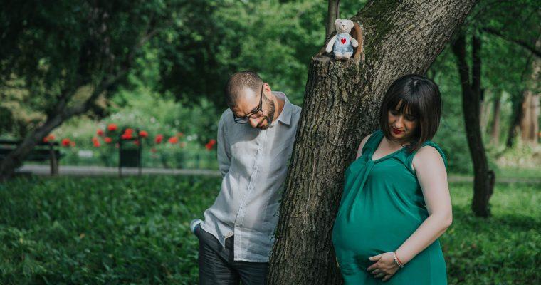 Alina + Ionut | Maternity Shoot