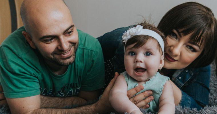 Botez Thea | O printesa de fetita