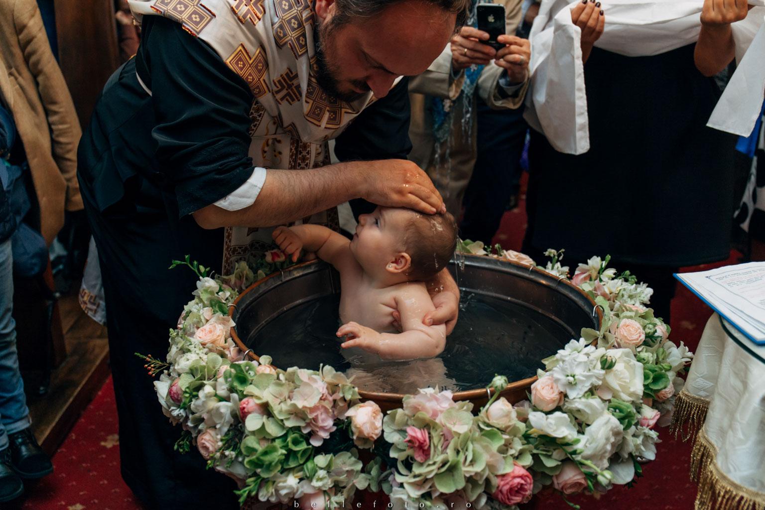 Botez Eva Antonia | Un Ingeras de fetita – Galeria Events