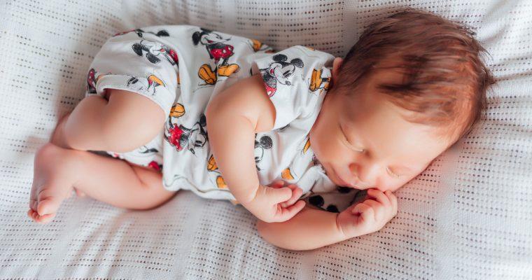 Newborn | Vladi si o mamica mandra