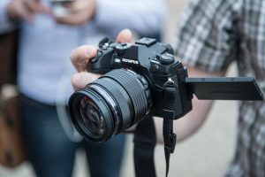 mirrorless olympus e-m1 ii - fotograf de nunta