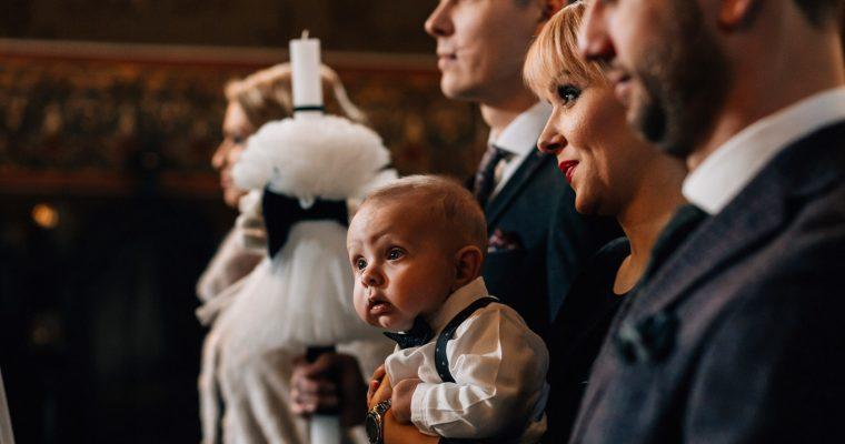 Luca – Un botez elegant