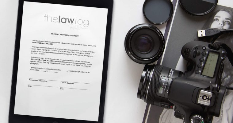 Fotograf cu contract legal si factura