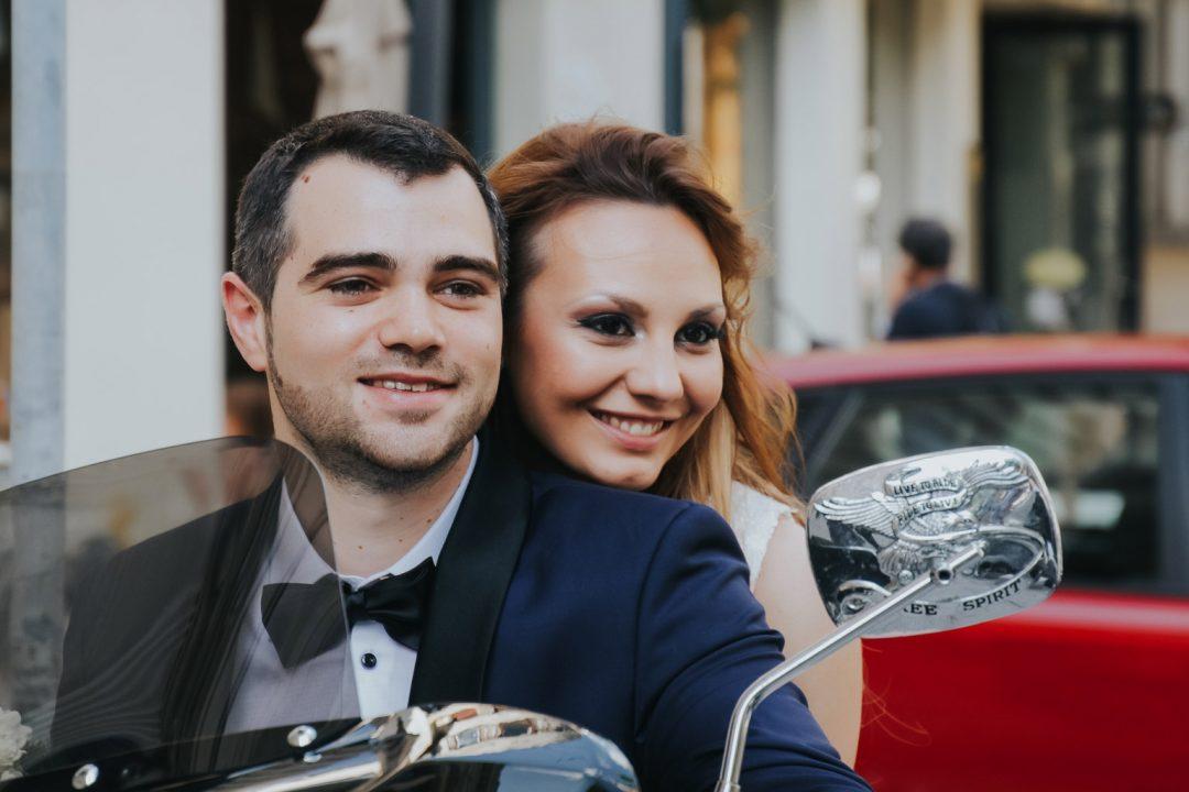 fotograf de nunta Bucuresti - Nunta rock - Tematica nuntii tale