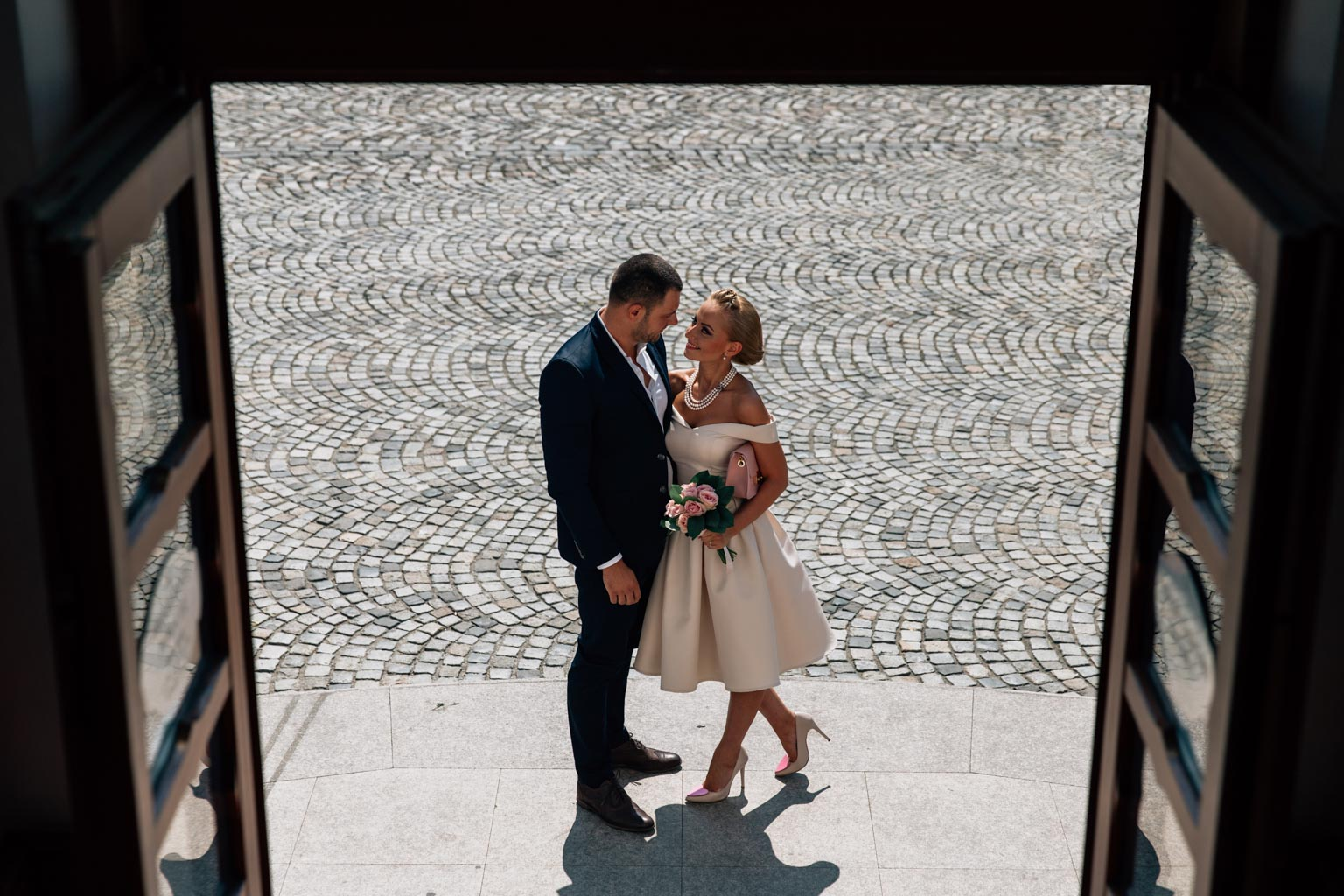 Raluca + Sergiu – Civil Wedding