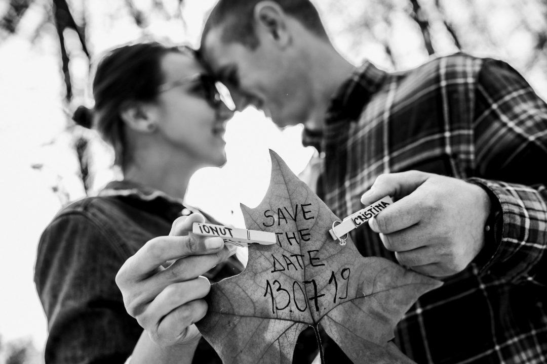 save the date - fotograf nunta