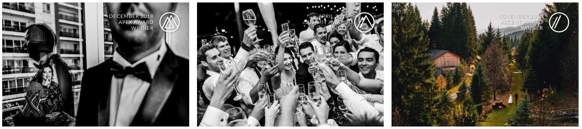 SLR Lounge Awards - fotograf nunta- fotograf premiat