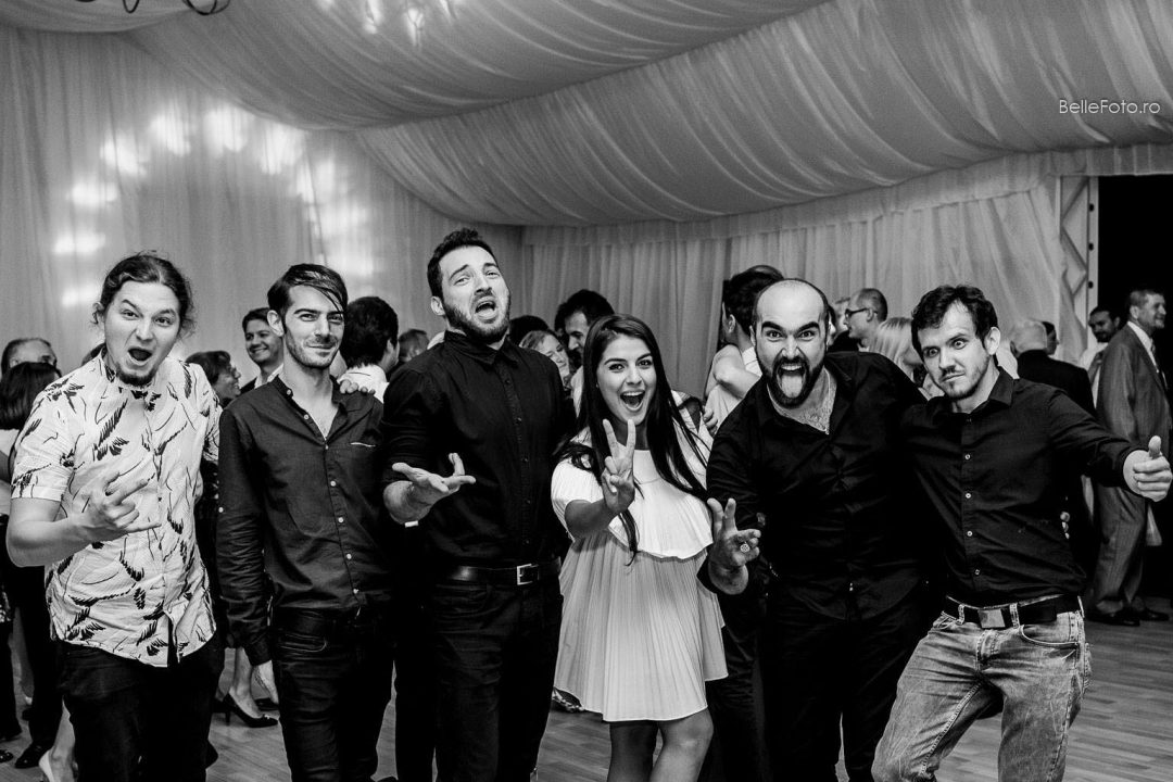 Alex Porro band - band nunta - trupa muzica, formatie muzica