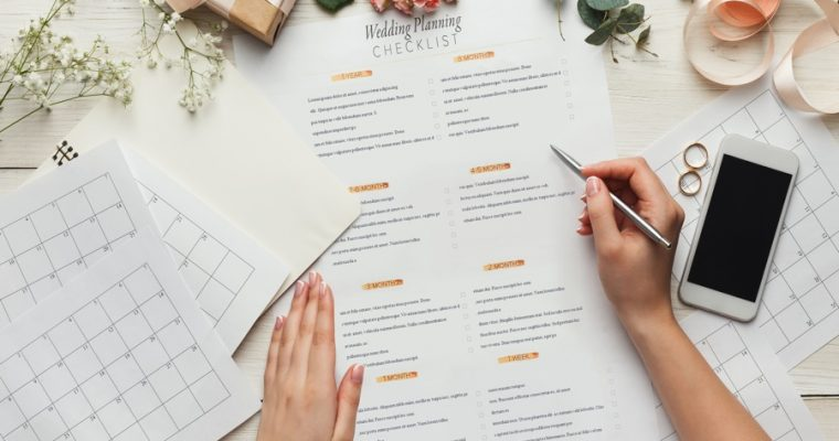 Programul de nunta si cum sa te organizezi cel mai bine in ziua cea mare