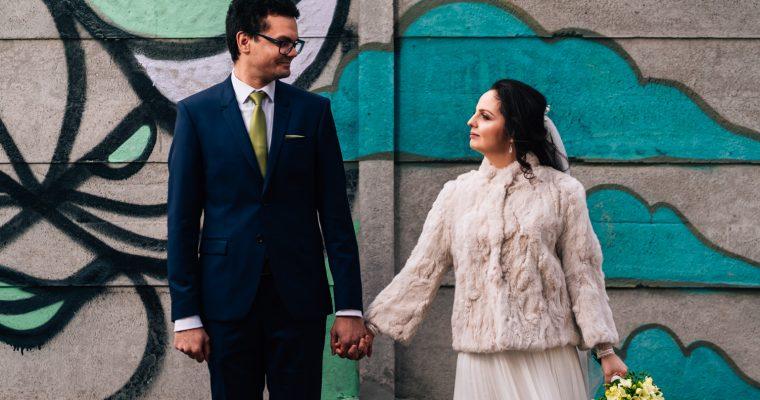 Sedinta foto de nunta iarna: ce elemente trebuie sa iei in considerare?
