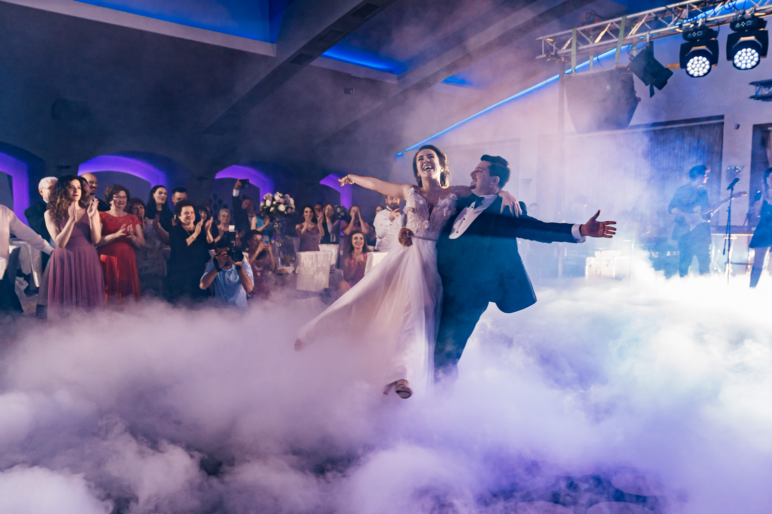 Raluca + Bogdan – Nunta la Aristocrat Events Hall Pipera