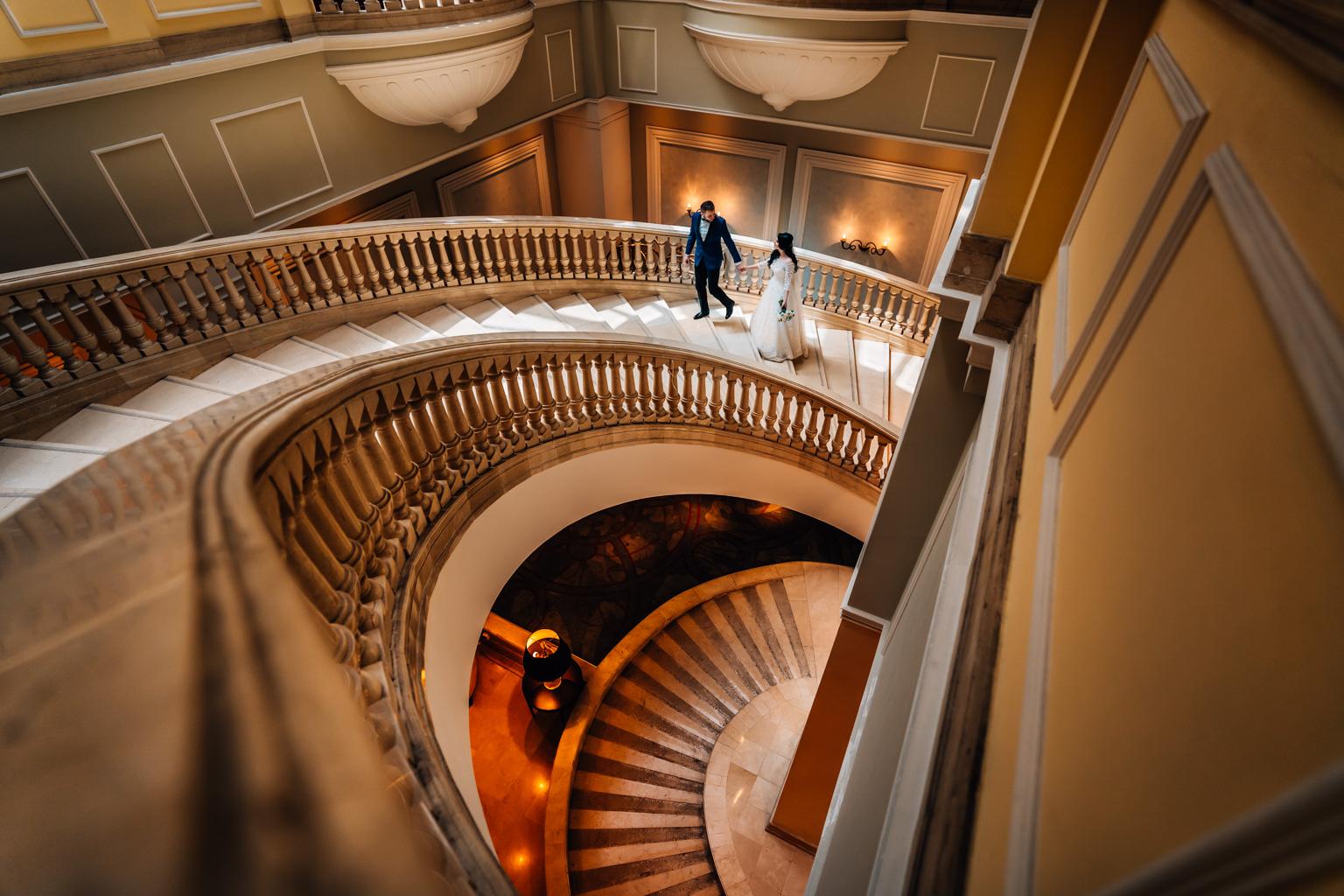 Gabriela + George – WEDDING @ JW Marriott & Aristocrat Events Hall