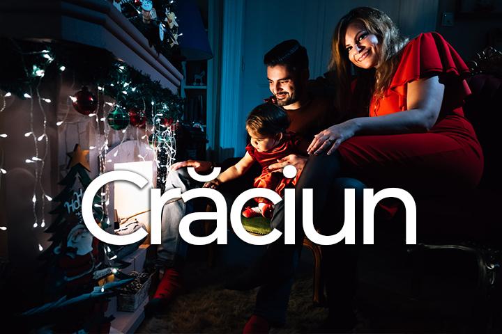 Sedinta foto Craciun Bucuresti – Amintiri de familie nepretuite