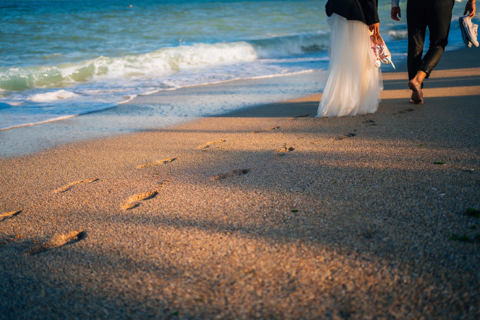 Avantajele unei nunti de vara – Fotografii de nunta incredibile intr-o lumina superba