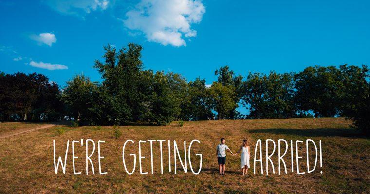 Diana + Andrei | Save the Date in Parcul Tineretului