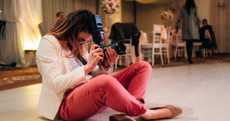 Sfaturi pentru fotografi de nunti la inceput de drum, dar mai ales la prima nunta