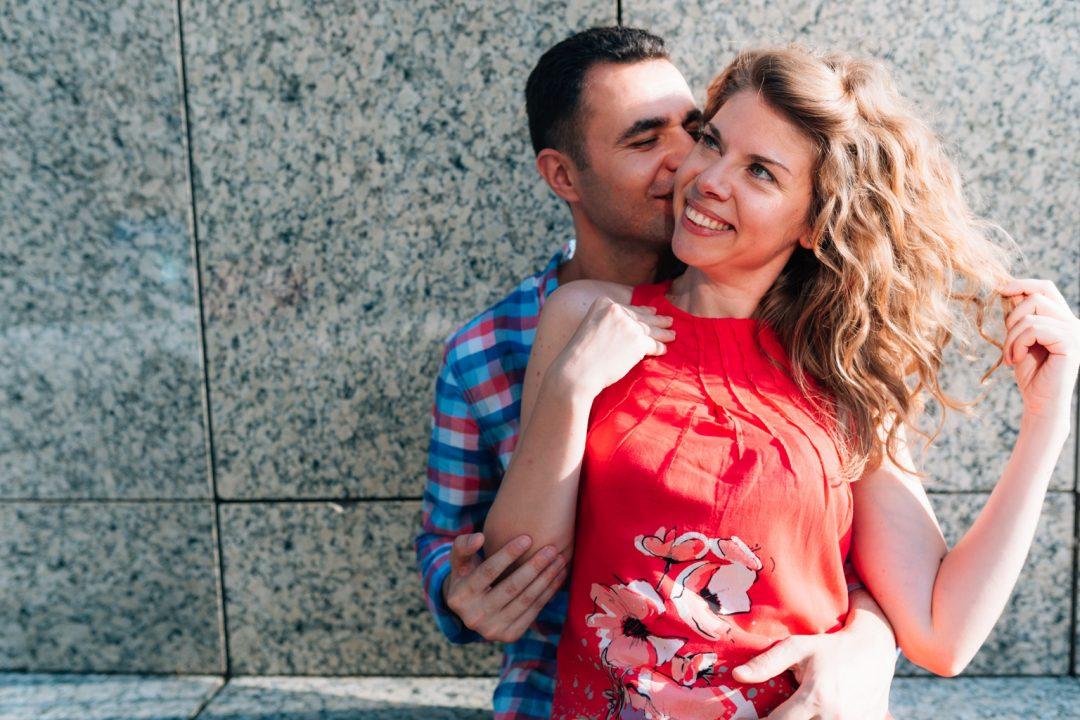 Delia & Sorin - Save the Date - Calea Victoriei