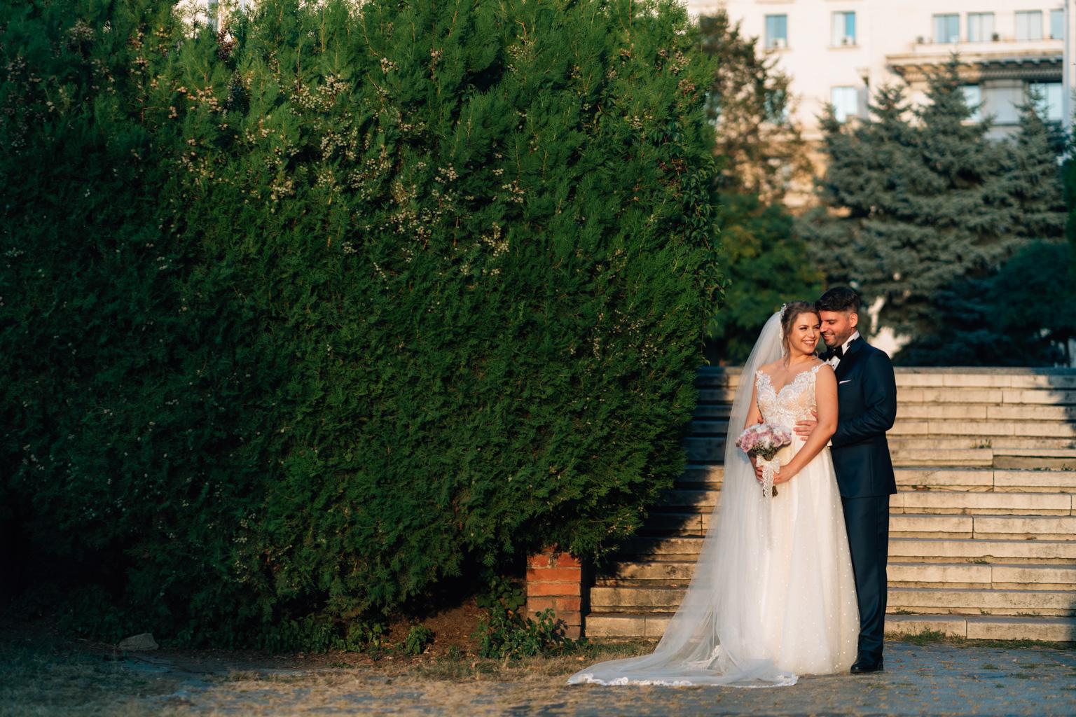 Carmen + Alin – Fotografie de nunta la JW Marriott