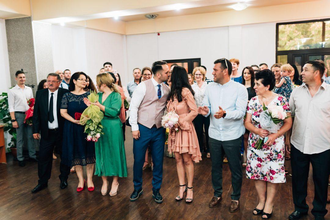 Elena + Cata - Fotograf Cununie Civila Bucuresti