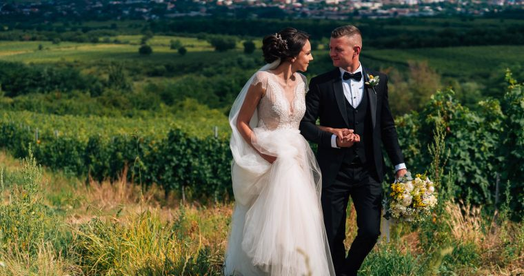 Cristina + Ionut – Fotografie de nunta in Slatina – Prodecor Garden