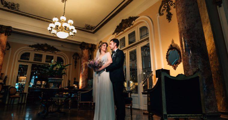 Delia + Sorin – Nunta Militari Residence Ballroom
